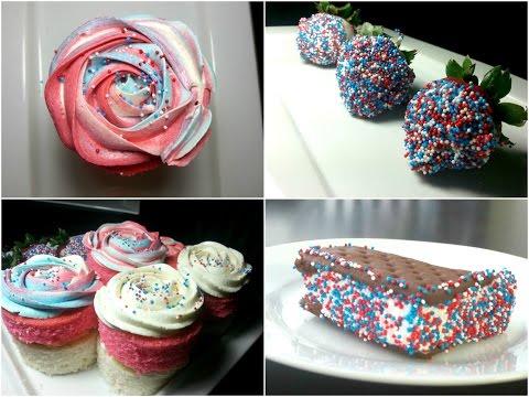 Easy Fourth Of July Dessert Ideas