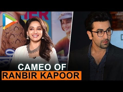 "Madhuri Dixit: ""Ranbir Kapoor is such a good actor, he is…"" 