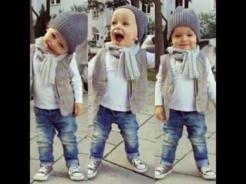 Ropa De Moda Para Ninos Youtube - Ropa-de-moda-para-bebe-de-un-ao