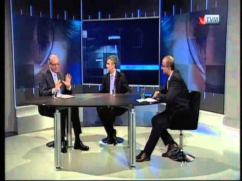 Edward Scicluna MEP on Close Up - 26.11.2012