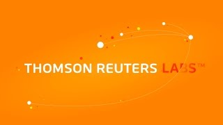 Thomson Reuters Labs - Who we are