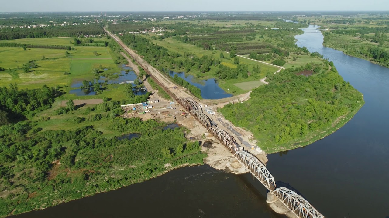 Rail Baltica  - Wschód Możliwości - reportaż nt. inwestycji