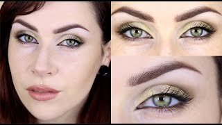 Exotic, Cat Eye Makeup Tutorial | Angelina Jolie Eyes.