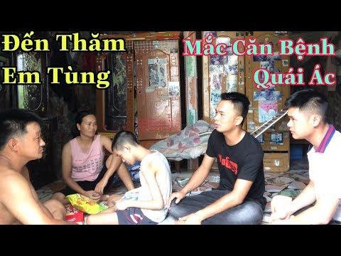 Đến Thăm Nhà Em Nguyễn Văn Tùng Mắc Căn Bệnh Quái Ác Suốt 16 Năm Đến Bây Giờ | Tâm Tâm Vlog