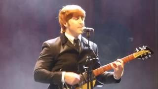 I Saw Her Standing There - The Bootleg Beatles - Acoustic Stage - Glastonbury Festival 2016