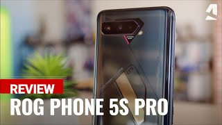 Asus ROG Phone 5s Pro review: We test the Snapdragon 888+