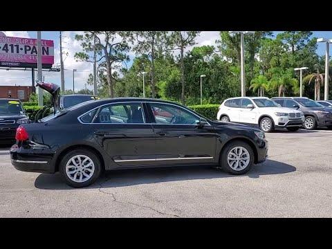 2016 Volkswagen Passat Orlando, Sanford, Kissimme, Clermont, Winter Park, FL 4471P