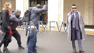OOTD Menswear / New York Fashion Week 2015
