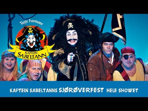 Kaptein Sabeltanns Sjørøverfest, Chat Noir, Oslo.