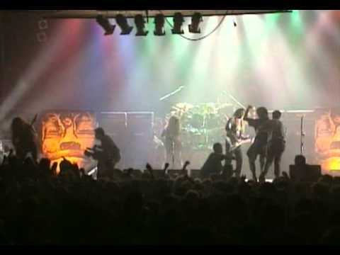 Sepultura   Under Siege Live Barcelona 1991 full