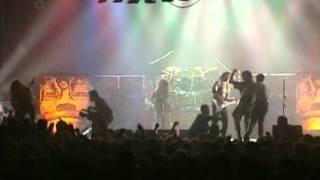 Sepultura Under Siege Live Barcelona 1991