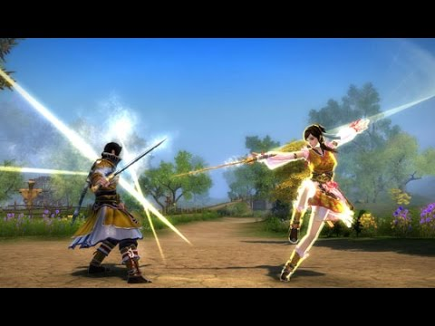 Age of Wushu [Golden Snake Sword v.s Ancient Tomb Sect]