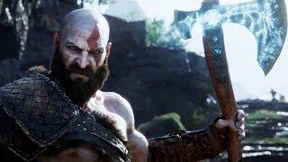 God of War 4 Русский кинематографичный трейлер игры Субтитры 2018
