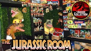 THE JURASSIC ROOM | My Jurassic Park Collection | UPDATE!