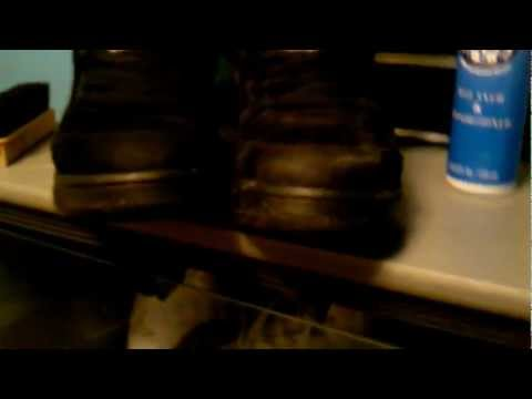 How to clean suede using Shoe MGK