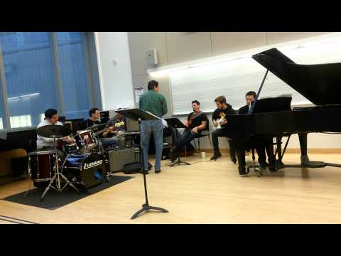 "BMCC  Jazz band - ""jan jan"