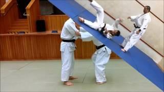 Judo Ashi Waza足技_山景中心