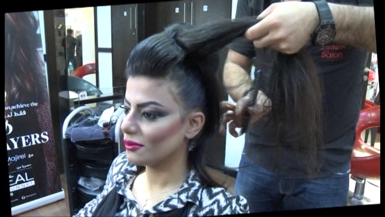 laduree salon hair style 2017 - youtube