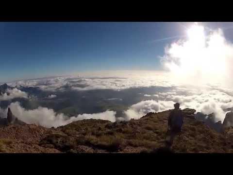 Drakensberg Grand Traverse South African Hiking Trail