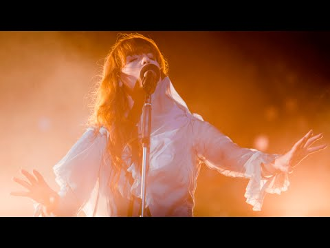 Florence and the machine - Dog Days Are Over - Live Lollapalooza 2016 Brazil