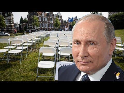 Путин вывернул карманы