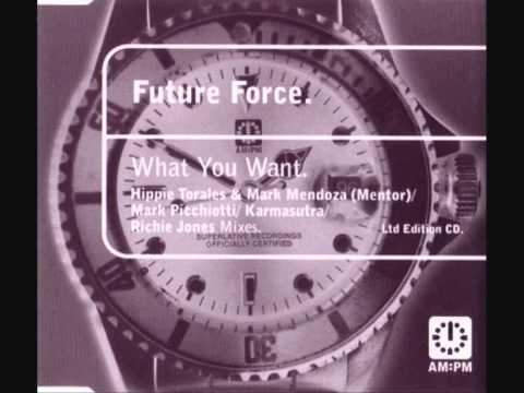 Future force - What you want ( Mark's epic and vocal Mix )