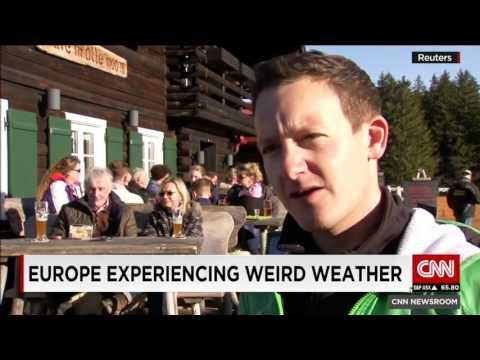 El Niño To Blame For Wild Weather Around The World