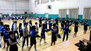 2015년 서곶중학교 2학년 11반 창작댄스 ,체리필터