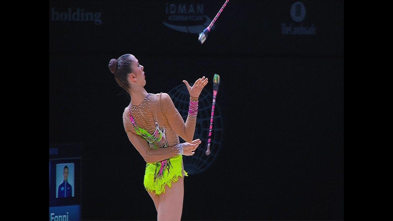 Bədii Gimnastika üzrə FIG Dünya Kuboku AGF TROPHY