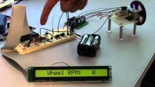 Arduino Tachometer - Introduction PyroElectro - News