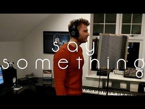 Say Something -Justin Timberlake ft. Chris Stapleton - (Kieron Smith Rock Cover)