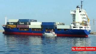 HEINZ SCHEPERS  CONTAINER SHIP
