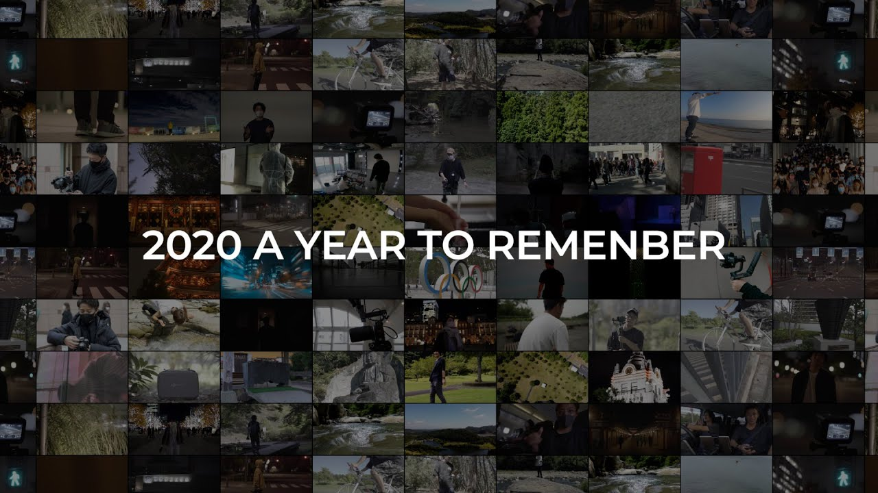 【VLOG】2020 A YEAR TO REMENBER