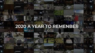 2020 A YEAR TO REMENBER | JAPAN