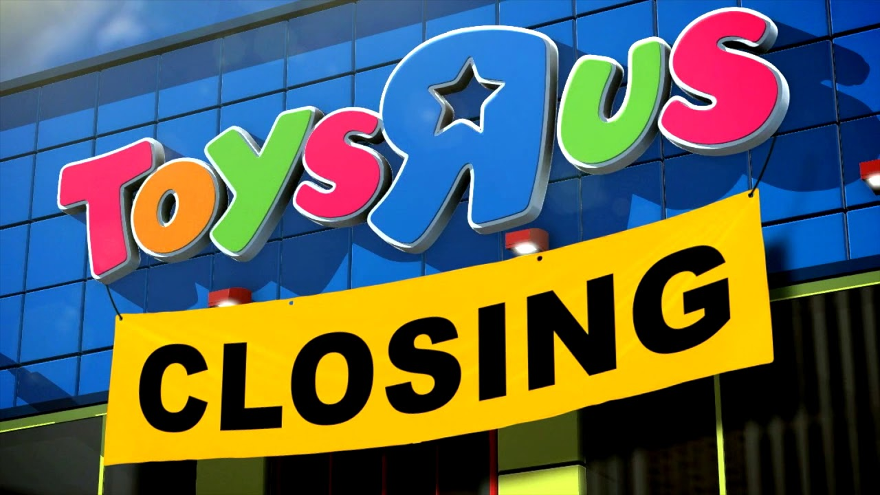 Toys R Us Closing Sign : Toys r us closing nationwide youtube
