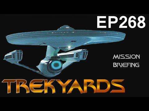 Trekyards EP268 -  Belknap Class Strike Cruiser