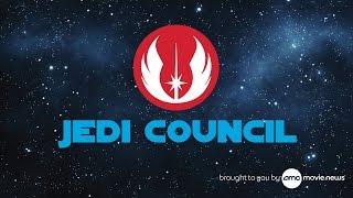 AMC Jedi Council Episode 8: Star Wars press begins!
