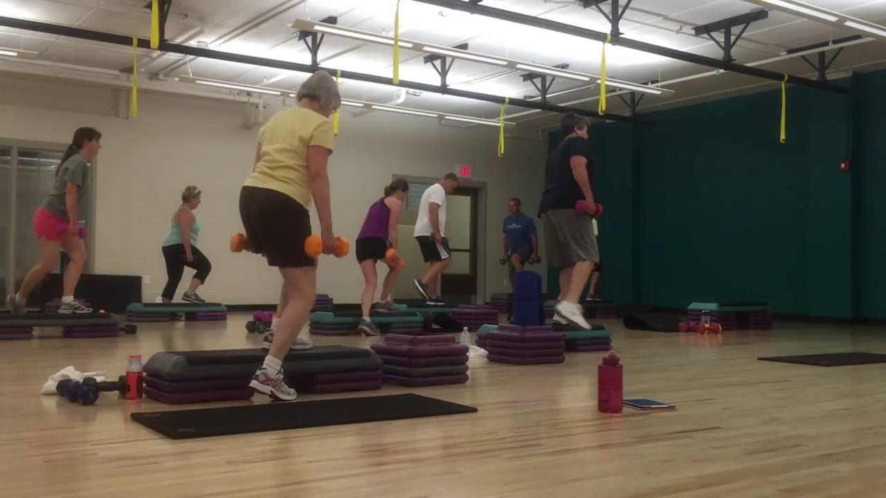 ymca fitness training strength