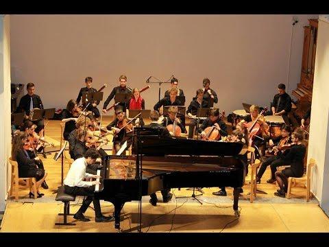 Mozart - Piano Concerto No. 20 in D Minor, KV 466  - Attilio Puglielli - Fireworks Orchestra