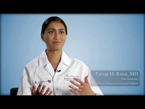 Pain Management Program At Beth Israel Deaconess Hospital-Milton