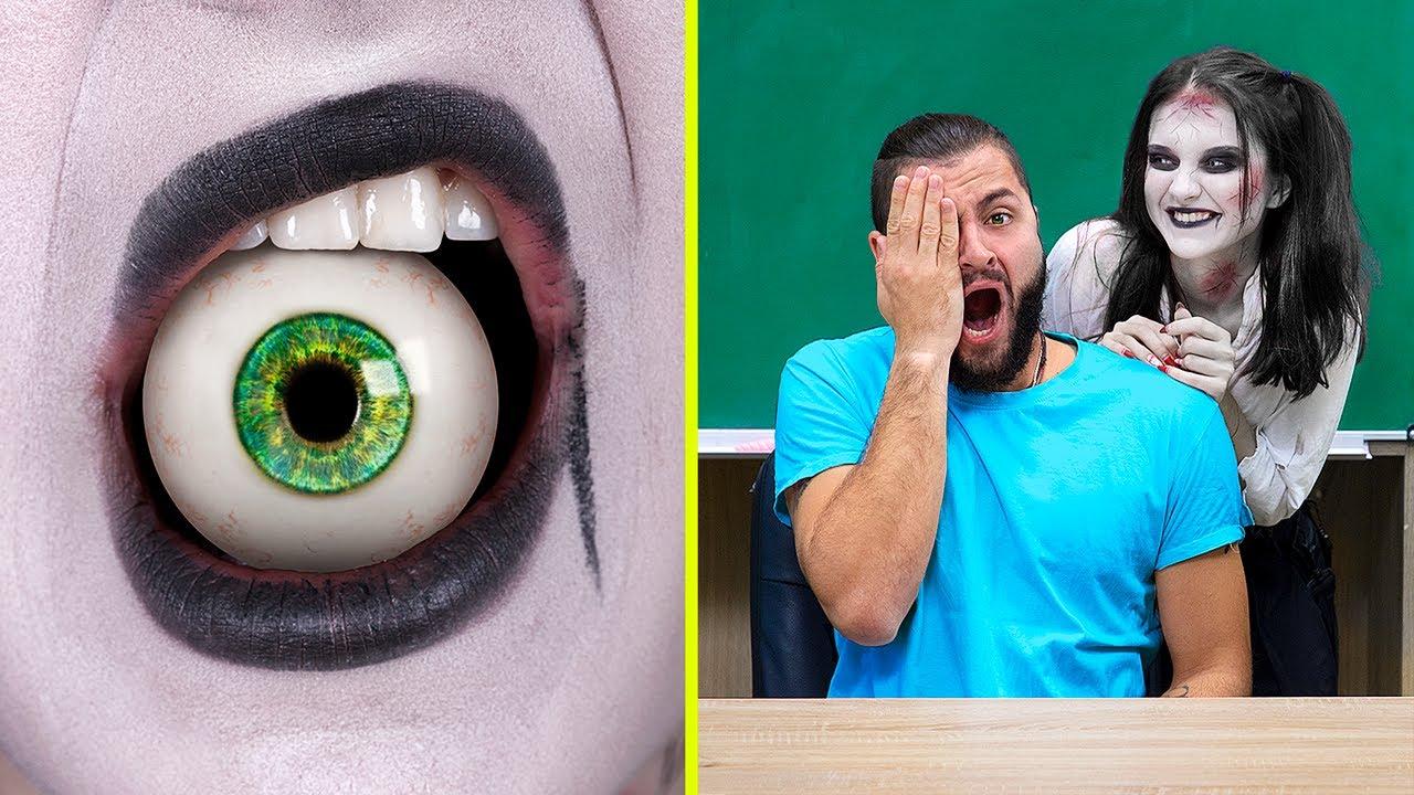 9 Cách Tuồn Đồ Ăn Zombie Vào Lớp Học