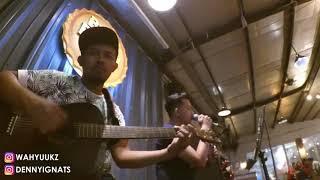 ADA BAND - Masih (sahabatku, kekasihku ) - Live cover by Wahyu Satria Perdana & Dennyignats