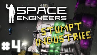Stumpt Industries - Space Engineers - #4 - Grand Theft Spaceship