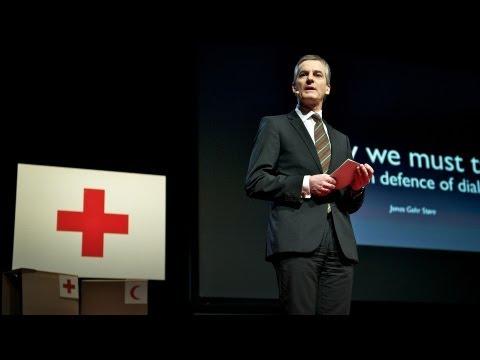 Jonas Gahr Støre: In defense of dialogue