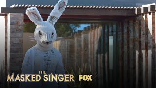 The Clues: Rabbit | Season 1 Ep. 8 | THE MASKED SINGER