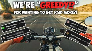 [RANT] they called me greedy?! | #grindreel