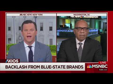 MSNBC's Donny Deutsch Tells Trump Supporters, 'You Own The