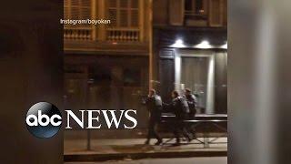 ISIS Claims Responsibility for Paris Terror Attacks