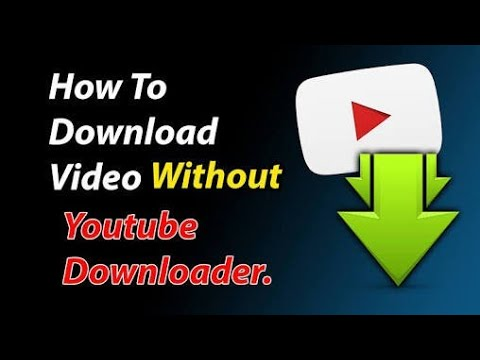 HOW TO DOWNLOAD VIDEOS FROM YOU TUBE/...