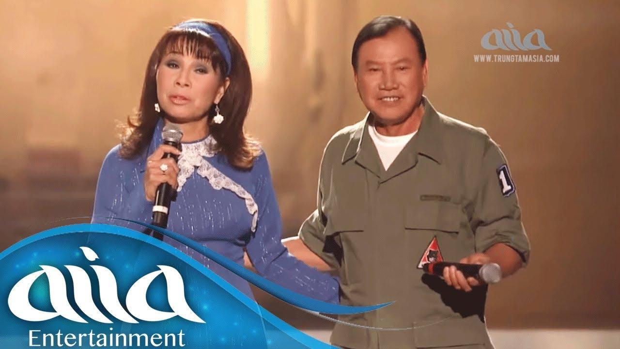 Giọt Buồn Không Tên - Giang Tử & Phương Hồng Quế | Nhạc sĩ: Lê Minh Bằng | ASIA 65